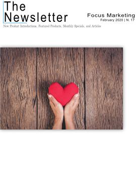 Focus Marketing February 2020 Newsletter