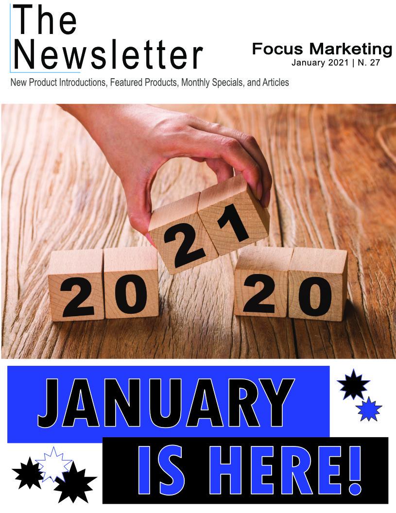 Focus Marketing December 2020 Newsletter