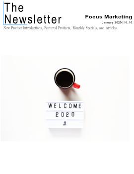Focus Marketing January 2020 Newsletter