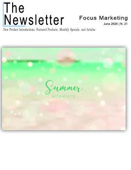 Focus Marketing June, 2020 Newsletter
