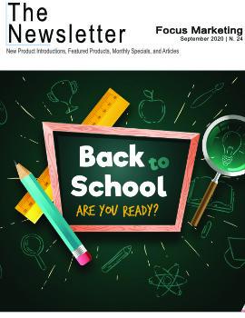 Focus Marketing September 2020 Newsletter